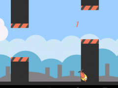 Floppy Bird Zone- No ads 1.1 Screenshot