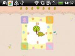 Floret Cloth Theme Go Launcher 1.0 Screenshot