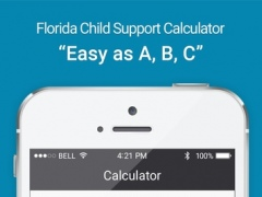 Florida Child Support Calculator & Free Legal Consult 1.0 Screenshot