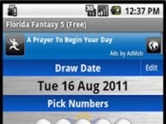Florida Fantasy 5 (FREE) 1.7 Screenshot
