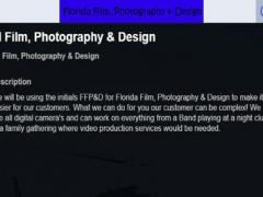 Florida Film, Photography & Design 1.19.38.86 Screenshot