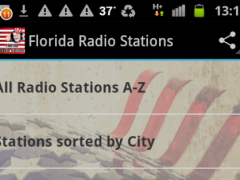 Florida Radio Stations 1.0 Screenshot