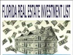 Florida Real Estate List 1.01 Screenshot