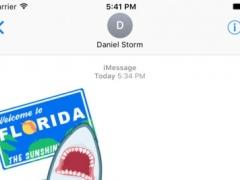 Florida Stickers, Emojis, & Sayings 1.0 Screenshot