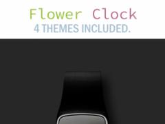 Flower Clock for Gear Fit 1.0.2 Screenshot
