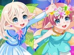 Flower Fairy - Cute Princess Make-up Salon,Girl Free Games 1.0.7 Screenshot