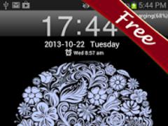 Flower Skull GO Locker 1.11 Screenshot