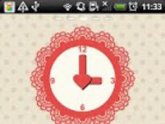 Flower Theme Go Launcher Ex 1.0 Screenshot