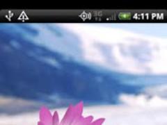 Flowers Live Wallpaper 1.1b Screenshot