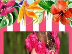 Flowers Photo Editor Pro 1.0 Screenshot
