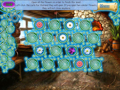 Flowers Story - Fairy Quest  Screenshot
