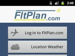 FltPlan.com Mobile 2.0.2 Screenshot