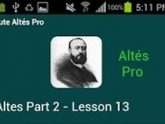 Flute Altés Pro 4.5 Screenshot