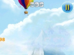 !Fly ball - easy and addictive arcade game for all ages 1 Screenshot