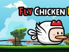 Fly Chicken Boy 1.0 Screenshot