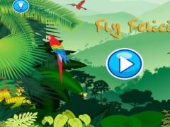 Fly Felicio Bird 1.0.0 Screenshot