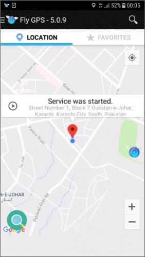 Fly GPS-Location fake/Fake GPS 6 0 5 Free Download