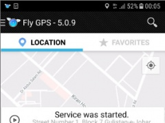 Review Screenshot - A Great App to Fake GPS