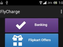 FlyCharge : Shopping Offers 1.0 Screenshot