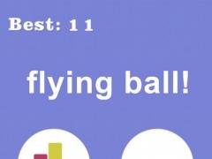 Flying ball-challenge you finger 1.1.7 Screenshot