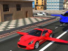Flying Car Racing 3D 1.1 Screenshot