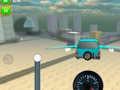 Flying Car Simulator 2017 1.2 Screenshot