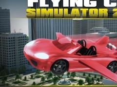 Flying Car Simulator 2017 1.2 Screenshot