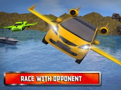 Flying Car Stunts 2016 1.0 Screenshot