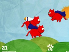 Flying Cats Game 1.3 Screenshot