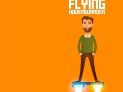 Flying Hoverboard - Free Arcade Game 1.0.3 Screenshot
