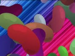 Flying Jelly Beans 1.2 Screenshot