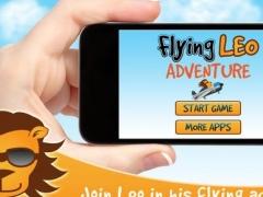 Flying Leo Adventure - Fast Plane Pilot Dodge 1.0 Screenshot