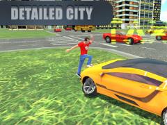Flying Taxi Sim 2016 1.0 Screenshot