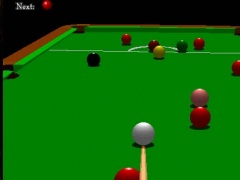 FlyOrDie 3D Billiard 1.01 Screenshot