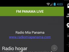 FM PANAMA LIVE 1.0 Screenshot