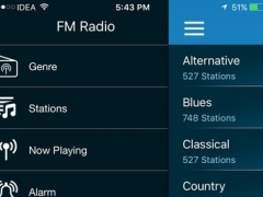 FM Radio PRO - Online Radio Stations 1.0 Screenshot