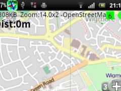 FMap - online/offline Maps 1.6.8 Screenshot