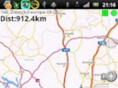 FMap PRO - online/offline Maps 1.6.8 Screenshot