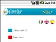 Focolare.org 1.0 Screenshot
