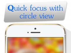 Focus Face - easy focus with blurred effect 1.1 Screenshot