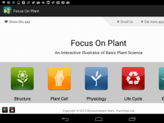 Focus on Plant 1.0 Screenshot