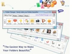Folder Changer 3.3 Screenshot