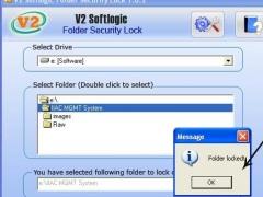 Folder Hide Security Lock 1.0.2 Screenshot