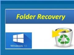Folder Recovery 4.0.0.34 Screenshot