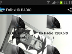 Folk RADIO  Screenshot