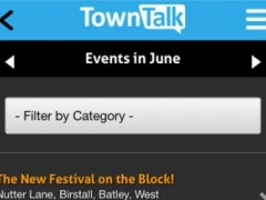 Folkestone TownTalk 0.0.6 Screenshot