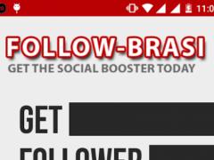 Follow Brasi -Follower Booster 1.6 Screenshot