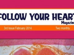 Follow Your Heart Magazine - Creating a Lifestyle that is Authentic and True 6.0.1 Screenshot