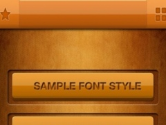 Font Style Cool for Android S3 3.0 Screenshot