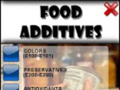 Food Additives 1.0.6 Screenshot